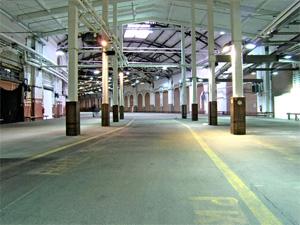 Markthallen Gleisdreieck