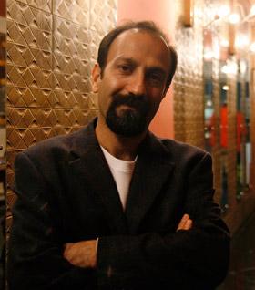 Asghar Farhadi at the Viennale 2009
