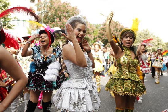 © Daniela Incoronato / karneval-berlin.de