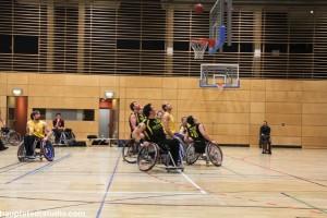 Alba Berlin Rollstuhlbasketball
