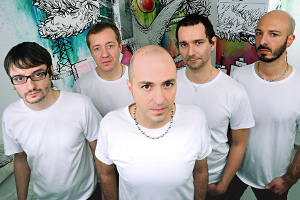 Subsonica Official Press Pic by Giulia Caira