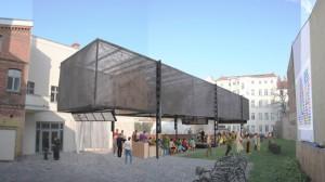 BMW Guggenheim Lab - Pfefferberg Berlin