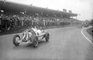 1926 kamen beim Großen Preis von Deutschland vier Fahrer ums Leben.