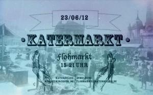 Katermarkt @ Kater Holzig