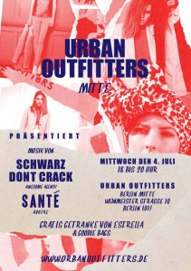Urban Outfitters Berlin Mitte