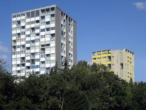 Hansaviertel © Manfred Brückels / Wikimedia Commons